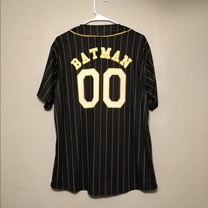 Batman Baseball Jersey!